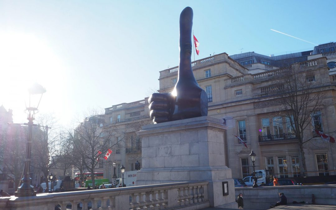 The Fourth Plinth-Preview of the new contenders
